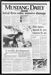 Mustang Daily, October 29, 1993