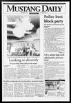 Mustang Daily, November 1, 1993