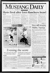 Mustang Daily, November 4, 1993