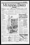 Mustang Daily, November 8, 1993