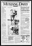 Mustang Daily, November 9, 1993