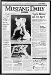 Mustang Daily, November 15, 1993