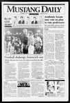 Mustang Daily, November 16, 1993