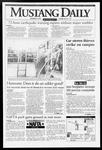 Mustang Daily, November 17, 1993