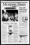 Mustang Daily, December 1, 1993