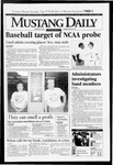 Mustang Daily, January 6, 1994