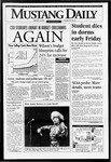 Mustang Daily, January 10, 1994