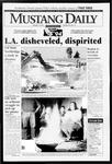 Mustang Daily, January 19, 1994
