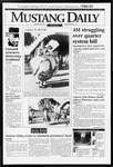Mustang Daily, January 21, 1994