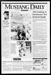Mustang Daily, January 24, 1994