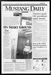 Mustang Daily, January 26, 1994