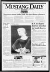 Mustang Daily, January 27, 1994