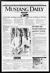 Mustang Daily, January 28, 1994