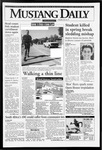 Mustang Daily, March 31, 1994