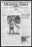 Mustang Daily, April 4, 1994