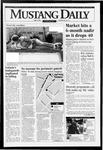 Mustang Daily, April 5, 1994
