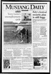 Mustang Daily, April 7, 1994