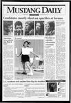 Mustang Daily, April 8, 1994