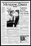Mustang Daily, April 14, 1994