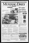 Mustang Daily, April 21, 1994