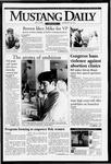 Mustang Daily , May 13, 1994