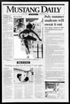 Mustang Daily , May 16, 1994