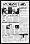 Mustang Daily , May 25, 1994