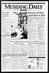 Mustang Daily, September 23, 1994