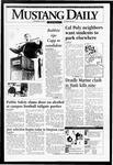 Mustang Daily, September 26, 1994