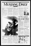 Mustang Daily, September 27, 1994