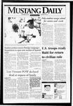 Mustang Daily, September 28, 1994