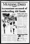Mustang Daily, September 29, 1994