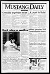 Mustang Daily, September 30, 1994