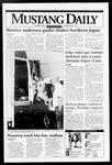Mustang Daily, October 5, 1994