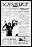 Mustang Daily, October 12, 1994