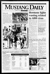 Mustang Daily, October 17, 1994