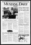 Mustang Daily, October 20, 1994