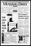 Mustang Daily, October 21, 1994