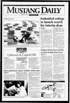 Mustang Daily, October 25, 1994