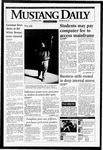 Mustang Daily, October 31, 1994