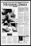 Mustang Daily, November 3, 1994