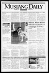 Mustang Daily, November 7, 1994
