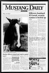 Mustang Daily, November 8, 1994
