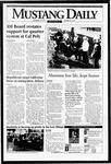 Mustang Daily, November 14, 1994