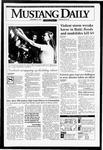 Mustang Daily, November 15, 1994