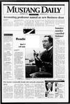 Mustang Daily, November 29, 1994