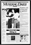 Mustang Daily, November 30, 1994
