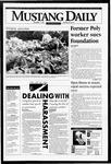 Mustang Daily, December 1, 1994
