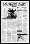 Mustang Daily, December 2, 1994