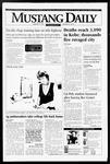 Mustang Daily, January 19, 1995
